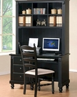 Homelegance Desk, Hutch and Chair Pottery EL-875-11-10-11C