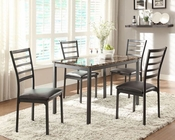 Homelegance Dining Set Flannery EL-5038-48-SET