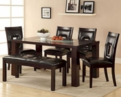 Homelegance Dining Set Lee EL-2528-64-SET