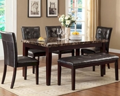 Homelegance Dining Set Teague EL-2544-64-SET