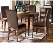 Homelegance Dining Set w/ Round Table Beaumont EL-2111-48-SET