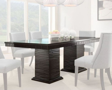 Glamorous Dining Room Tables Chicago Ideas House Designs