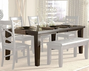 Homelegance Dining Table Hawn EL-2438-82