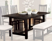 Homelegance Dining Table Irrington EL-5046-72