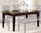 Homelegance Dining Table Teague EL-2544-64