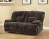 Homelegance Double Reclining Loveseat Geoffrey EL-9723-2PW