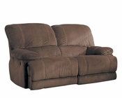 Homelegance Double Reclining Loveseat Sullivan EL-9722-2PW