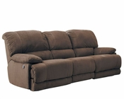 Homelegance Double Reclining Sofa Sullivan EL-9722-3PW