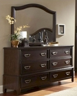 Homelegance Dresser and Mirror Beaux EL-2126-6