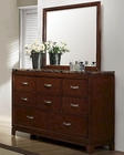 Homelegance Dresser and Mirror Bleeker EL2112-56
