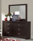 Homelegance Dresser and Mirror Breese EL2244-56
