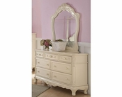 Homelegance Dresser and Mirror Cinderella EL-1386-6