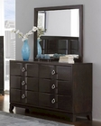 Homelegance Dresser and Mirror Edmonston EL2222-56