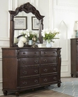 Homelegance Dresser and Mirror Hadley Row EL1802-56