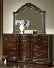 Homelegance Dresser and Mirror Hampstead EL-2214-6