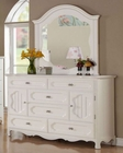 Homelegance Dresser and Mirror Hayley EL-2007-6
