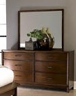 Homelegance Dresser and Mirror Kasler EL2135-56