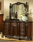 Homelegance Dresser and Mirror Orleans EL-2168-6