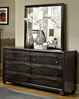 Homelegance Dresser and Mirror Redondo EL-2209-6