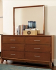 Homelegance Dresser and Mirror Soren EL2278-56