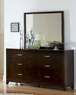 Homelegance Dresser and Mirror Starling EL2217-56