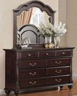 Homelegance Dresser and Mirror Townsford EL2124-56