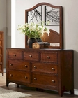 Homelegance Dresser and Mirror Verity EL2239-56