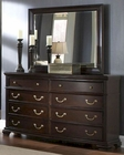 Homelegance Dresser and Mirror Wrentham EL-2166-6