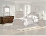 Homelegance Dresser in Brown Cherry Legacy EL866NC-5