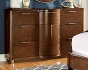 Homelegance Dresser w/ Chrome Feet Zelda EL2238-5