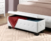 Homelegance Lift Top Storage Bench Sparkle EL-2004-13