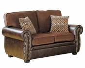 Homelegance Loveseat Beckstead EL-9735-2