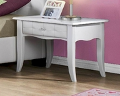Homelegance Nightstand Sparkle EL-2004-4