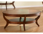 Homelegance Oval Cocktail Table Avalon EL-1205-30