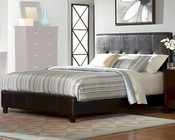 Homelegance Panel Bed Avelar EL2100BED