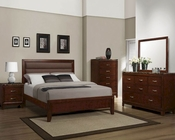 Homelegance Panel Bedroom Set Bleeker EL2112SET
