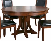 Homelegance Pedestal Dining Table Avalon EL1205-54