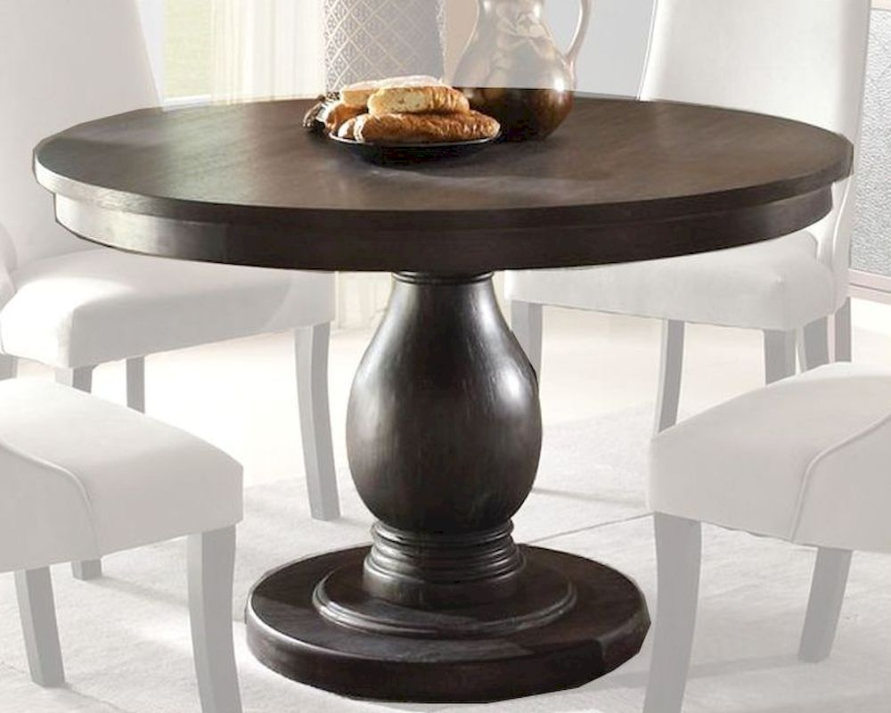 Homelegance Pedestal Dining Table Dandelion EL 2466 48