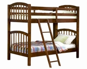 Homelegance Pine Bunk Bed Michael ELB29-1