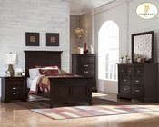 Homelegance Platform Youth Bedroom Set Glamour EL-1349-1SET