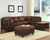 Homelegance - Sectional Sofa Set Comfort EL-9909