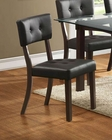 Homelegance Side Chair Clarity EL-2623DBS (Set of 2)