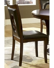 Homelegance Side Chair VanBure EL-2568BRS (Set of 2)