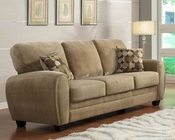 Homelegance Sofa Rubin in Light Brown Finish EL-9734BR-3