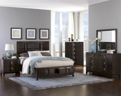 Homelegance Storage Bedroom Set Edmonston EL2222PLSET