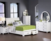 Homelegance Storage Bedroom Set Lyric EL1737SET