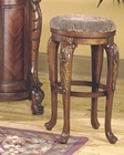 *Homelegance Swivel Bar Stool Prince Edward EL-908-24S