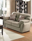 Homelegance Traditional Loveseat Valentina EL-9619BR-2