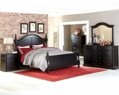 Homelegance Traditional Style Bedroom Set Carollen EL2268BKSET