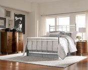 Homelegance Traditional Style Bedroom Set w/ Metal Bed Zelda EL2863SET